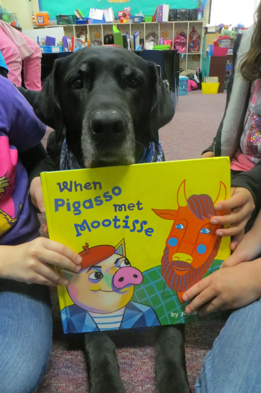 When Pigasso Met Mootisse | Reading With Rhythm